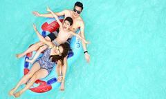 7 điểm nghỉ dưỡng kết hợp vui chơi trong kỳ nghỉ hè