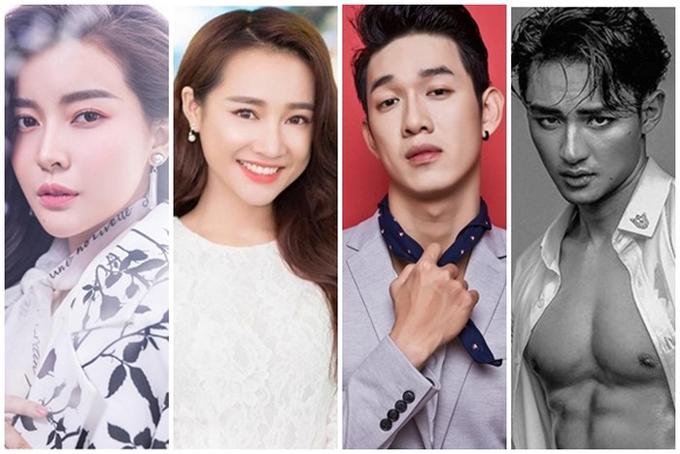 4 diễn viên chính của Hậu