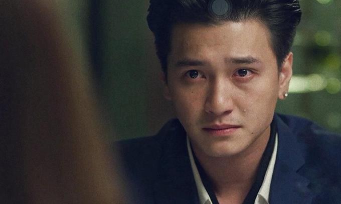 Huỳnh Anh vào vai Nguyên trong phim Cả một đời ân oán.