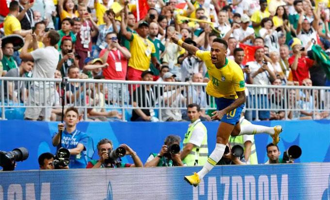 Neymar bị chế ảnh là thánh ăn vạ - 5