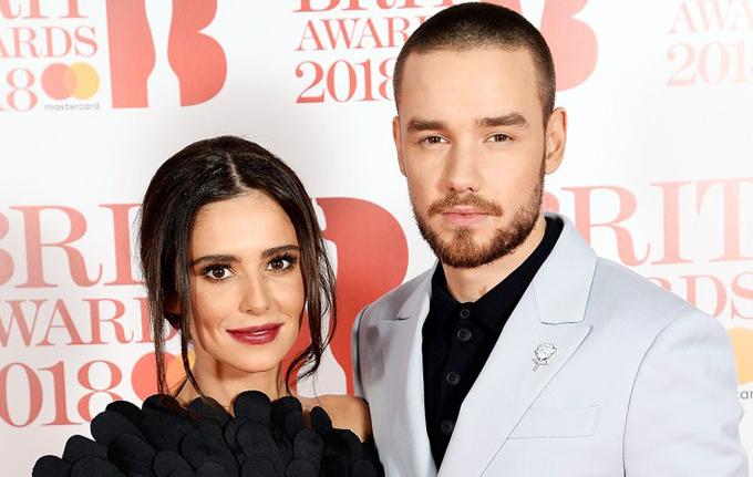 Cheryl Cole và Liam Payne.