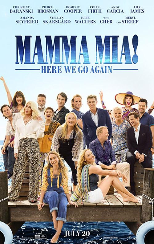 Nhiệm vụ bất khả thi, Mama Mia đồng loạt chiếu tháng 7/2018 - 6