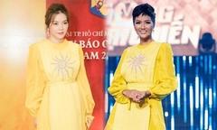 Sao Việt đụng váy tháng 6: Ai mặc đẹp hơn?