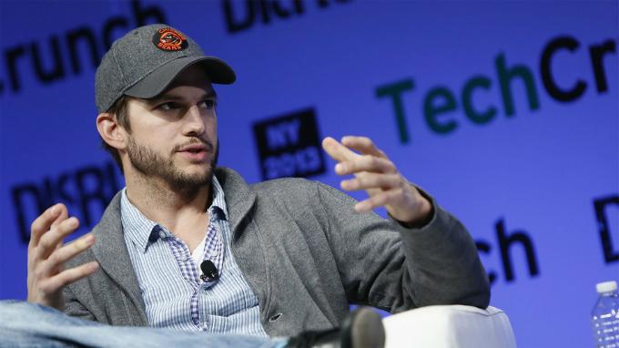 Diễn viên 40 tuổi đã đầu tư vào 60 công ty và sở hữu tài sản ước tính 200 triệu USD. Ảnh:TechCrunch.