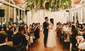 5 việc cần làm ngay khi chọn được sảnh tiệc cưới