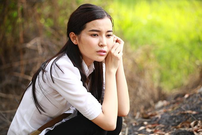 Cao Thái Hà đóng vai Trâm trong phim Chạm vào danh vọng.
