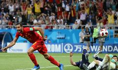 Nhật Bản tuột vé vào tứ kết vì để thua ngược Bỉ
