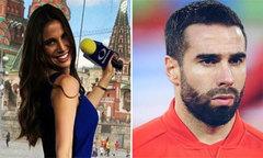Hậu vệ tuyển Tây Ban Nha cặp kè phóng viên từng hứa hôn với Chicharito