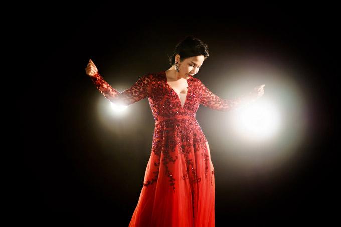 Mỹ Linh là diva đầu tiên thực hiện MV theo phong cáchUrban dance.