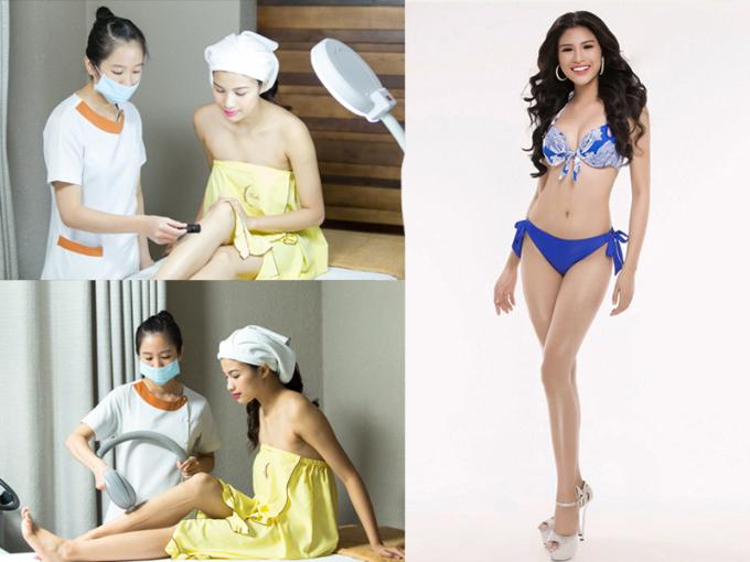 Công nghệ triệt lông MotifHair Remove đem lại cho phái đẹp sự tự tin khi diện trang phục gợi cảm mùa hè.