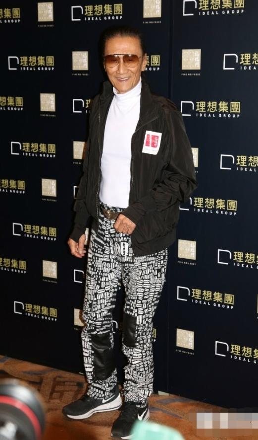 Tài tử Tạ Hiền, bố của Tạ Đình Phong. (Ảnh tư liệu, không phải trong sự kiện). Ảnh: QQ
