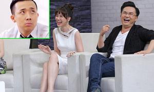 Hari Won tiết lộ Trấn Thành thiếu tế nhị khi ở bên vợ