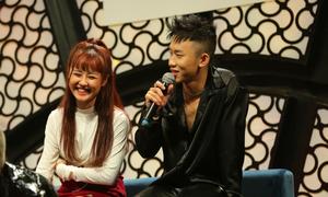 Ca sĩ Kay Trần bị bạn diễn chê 'khùng, lầy và nhoi'