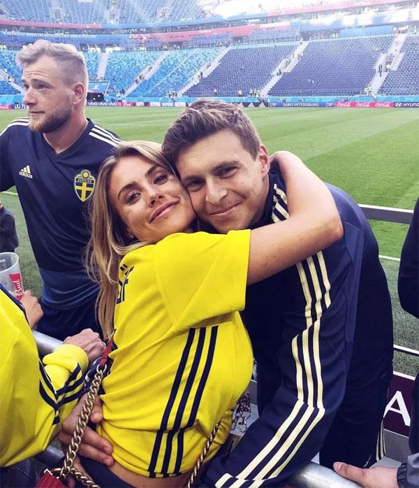 Maja Nilsson là blogger nổi tiếng ở Thụy Điển...