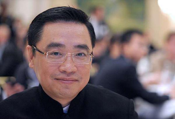 Ông Wang Jian, chủ tịch HNA, qua đời ở tuổi 57 vì tai nạn ở Pháp. Ảnh: AFP.