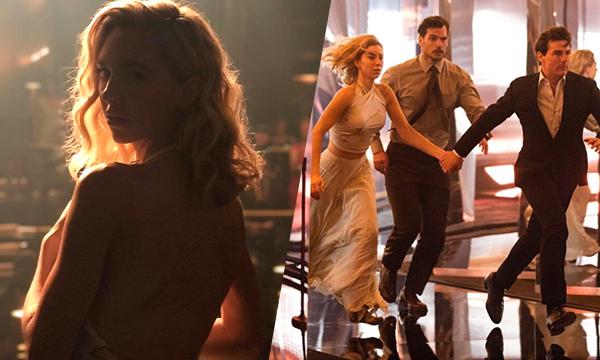 Vanessa lần đầu đóng cùng Tom Cruise đã vướng tin đồn hẹn hò.