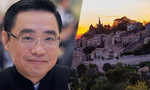 Tỷ phú Trung Quốc ngã chết khi du lịch Pháp