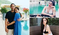 Sao Việt trốn nóng ngày hè ở các resort đẳng cấp