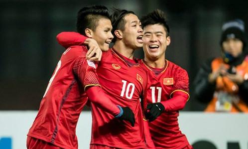 U23 Việt Nam sẽ đối đầu với Nhật Bản ở Asiad 2018.