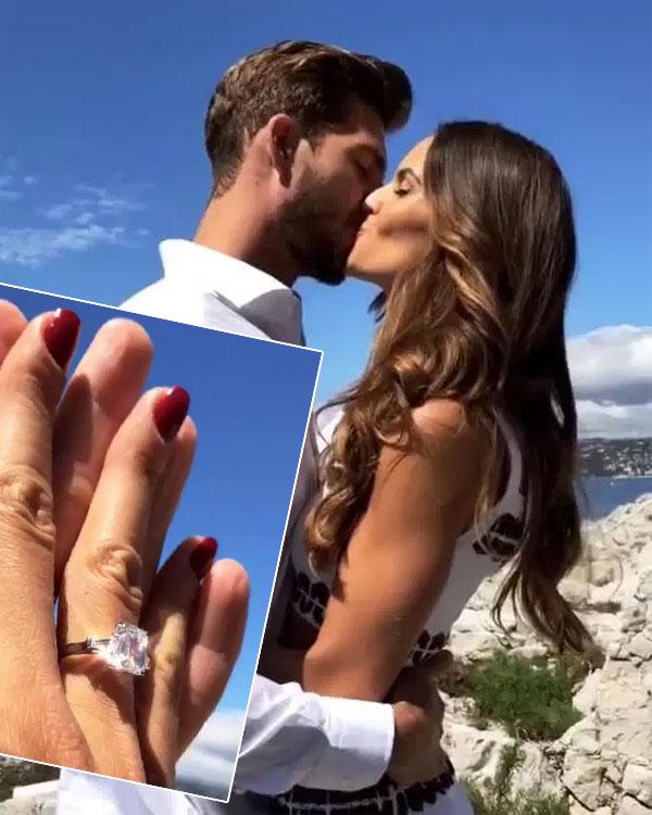 Siêu mẫu Victorias Secret khoe nhẫn cưới của thủ môn tuyển Đức