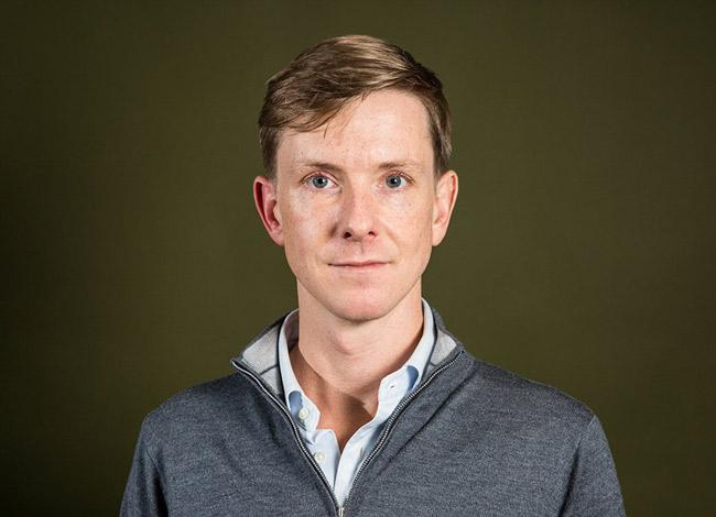 Chris Hughes, 34 tuổi gia nhập Facebook năm 20 tuổi khi đang là sinh viên năm thứ 2 đại học. Ảnh: Business Insider.