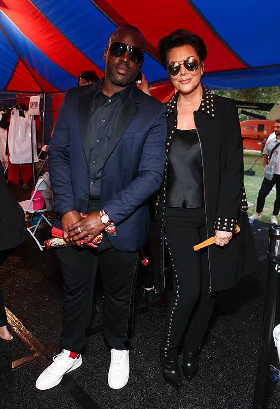Bà Kris Jenner hiện hẹn hò với chàng bồ trẻ Corey Gamble ít hơn 25 tuổi.