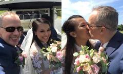 Lý Thanh Thảo tổ chức đám cưới ở Hà Lan