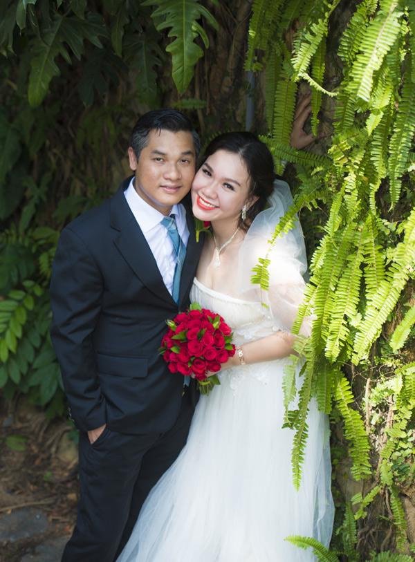 Chồng Xuân Hiếu là doanh nhân thành đạt trong lĩnh vực bất động sản.
