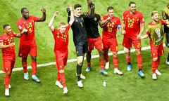Quật ngã Brazil, Bỉ vào bán kết gặp Pháp