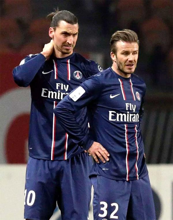 Becks đặt kèo đưa Ibrahimovic đi shopping nếu Anh thua Thụy Điển - 1