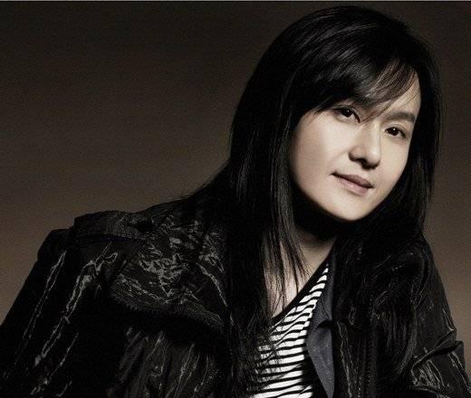 Ca sĩ nhạc rock Kim Kyung Ho.