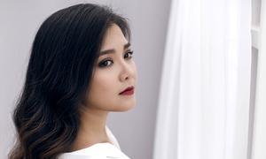 Thanh Ngọc mất ngủ khi thực hiện MV 'Khi người ta thay lòng'