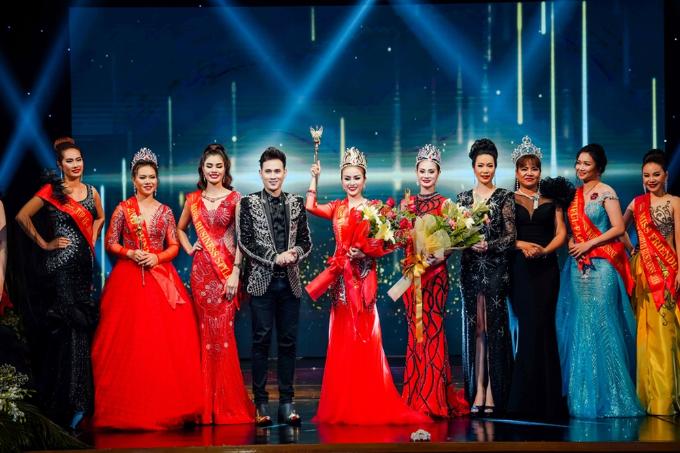 Hành trình đăng quang Á hậu Doanh nhân Thế giới của Nguyễn Hồng Nhung - 7