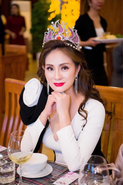 Hành trình đăng quang Á hậu Doanh nhân Thế giới của Nguyễn Hồng Nhung - 6