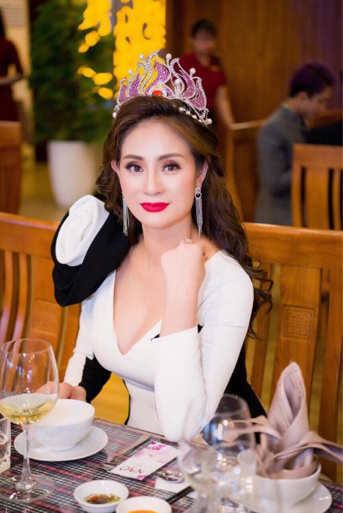 Hành trình đăng quang Á hậu Doanh nhân Thế giới của Nguyễn Hồng Nhung - 5