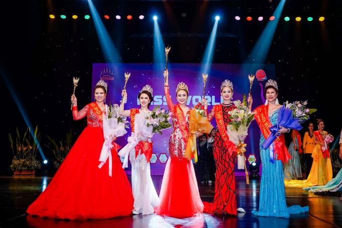 Hành trình đăng quang Á hậu Doanh nhân Thế giới của Nguyễn Hồng Nhung - 8