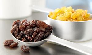 Những giá trị dinh dưỡng của nho khô