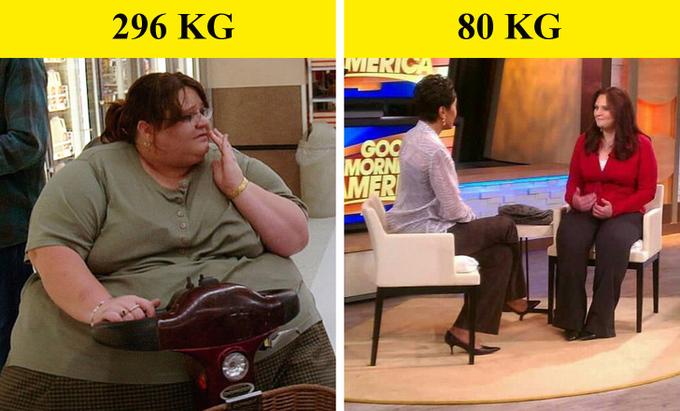 6 ca \'lột xác\' ngoạn mục nhờ kiên trì giảm cân