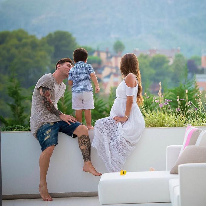 Những kỳ nghỉ cả nhà đi đâu cũng có nhau của Messi khi rảnh rỗi - 15