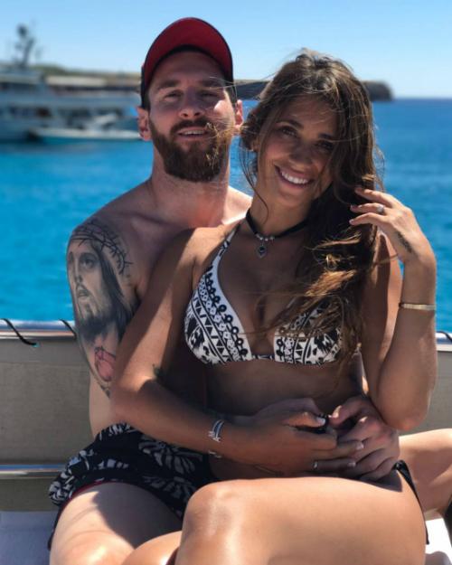 Những kỳ nghỉ cả nhà đi đâu cũng có nhau của Messi khi rảnh rỗi - 5