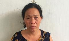 Vợ dùng áo siết cổ giết chồng, vứt xác ngoài vườn