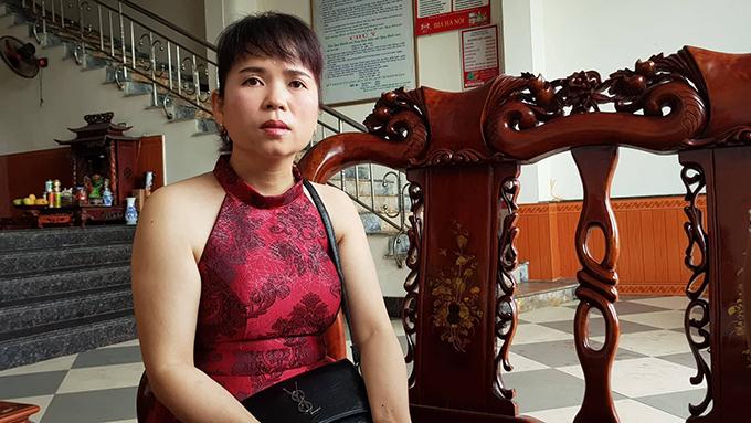 Chủ cơ sở lưu trú - Nguyễn Thị Thuý bức xúc vì du khách tung tin thất thiệt khiến hoạt động kinh doanh bị ảnh hưởng.
