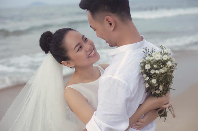 Ảnh cưới của Hoàng Quyên và chồng kiến trúc sư - 9