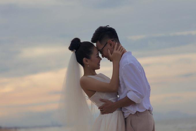Ảnh cưới của Hoàng Quyên và chồng kiến trúc sư - 3