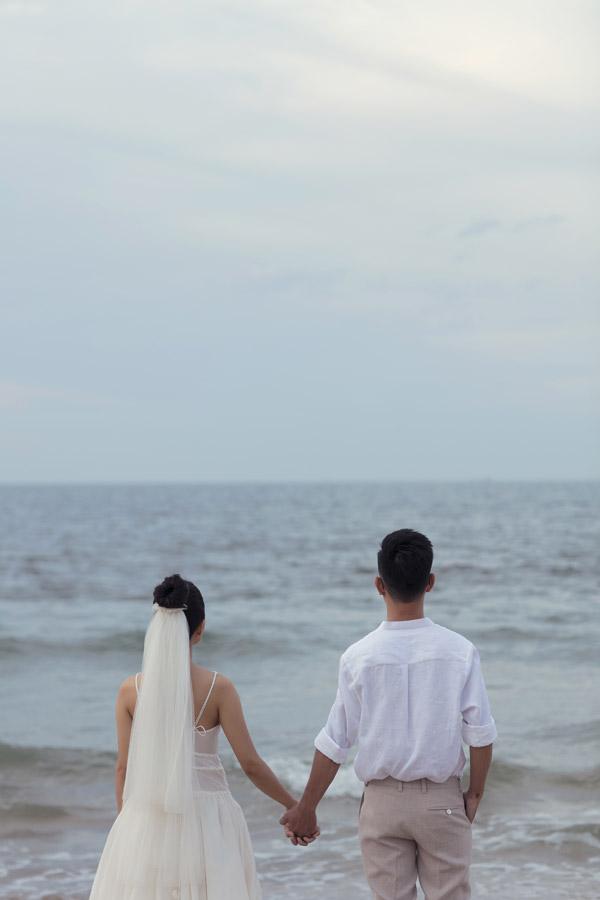 Ảnh cưới của Hoàng Quyên và chồng kiến trúc sư - 6
