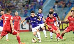 Tuyệt phẩm của Quang Hải lọt top 5 bàn thắng đẹp vòng 18 V-League