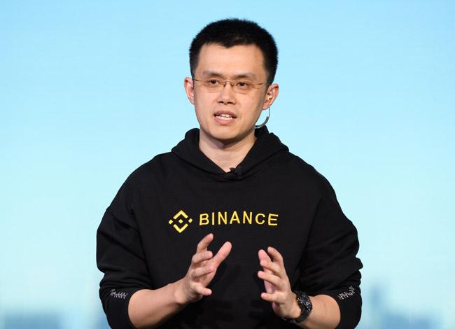 Changpeng Zhao, 41 tuổi, người sáng lập sàn giao dịch tiền ảo lớn nhất thế giới Binance. Ảnh: Bitcoin.
