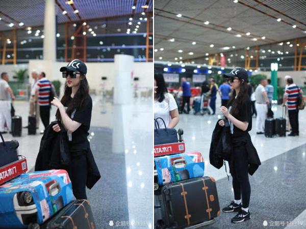 Theo QQ, Lưu Diệc Phi về Bắc Kinh nghỉ ngơi, trước khi sang New Zealand bắt đầu những cảnh quay của Hoa Mộc Lan vào đầu tháng 8.