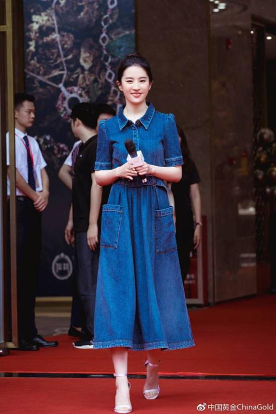 Sinh năm 1987, Lưu Diệc Phi là cái tên quen thuộc của màn ảnh Hoa ngữ. Cô được yêu mến qua nhiều tác phẩm như  Gia tộc kim phấn, Tân Thiên Long Bát Bộ, Tiên kiếm kỳ hiệp...