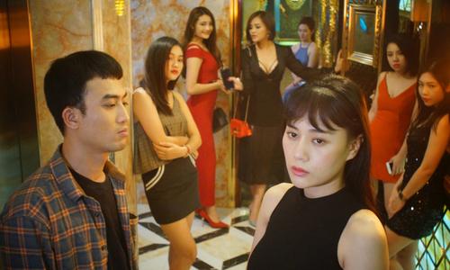 Phim 'Quỳnh búp bê' tạm dừng phát sóng